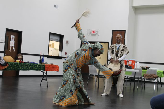 Many traditional African dances are also performed during Kwanzaa