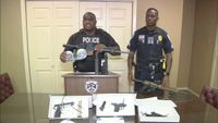 Target practice at area park leads police to 'most dangerous' gun bust