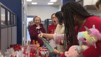 Last-minute Valentine's gifts mean help for students in need