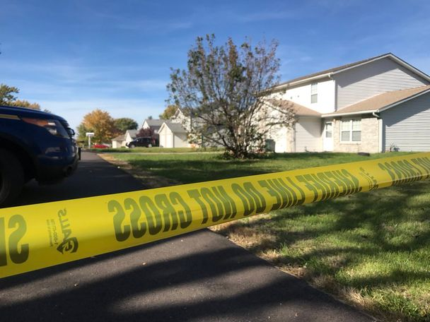 A burglary on Schooner Road ended with a Sheriff's Deputy shooting a suspected burglar on Monday, Oct. 29, 2018, in Columbia, Missouri.